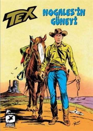 Tex Klasik Seri 16 - Nogales'in Güneyi / Kristal Fetiş