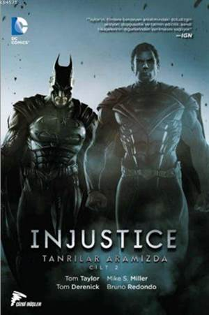 Injustice Cilt 2 - ...