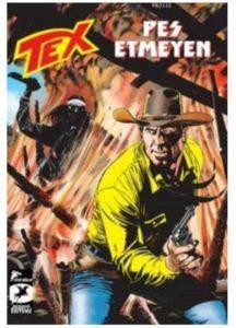Tex 20 : Pes Etmeyen / Umutsuz Kaçış