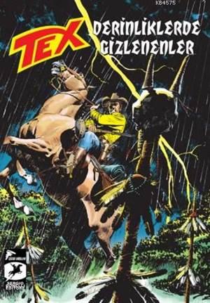 Tex 23 - Derinliklerde Gizlenenler / Villa Dıago'nun Gizemleri