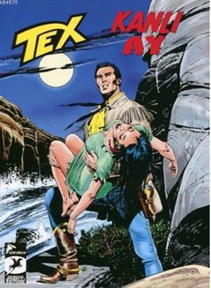 Tex Yeni Seri 24; Kanlı Ay - Zalim Charvez