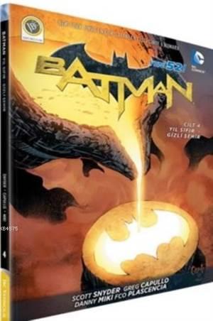 Batman Yıl Sıfır Gizli Şehir
