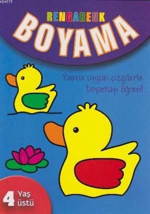 Rengarenk Boyama