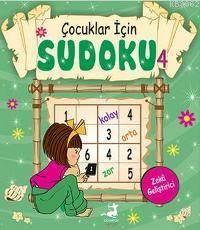 Çocuklar İçin Sudoku - 4