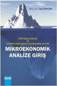 Kurum Sınavlarına Hazırlananlar için Mikroekonomik Analize Giriş