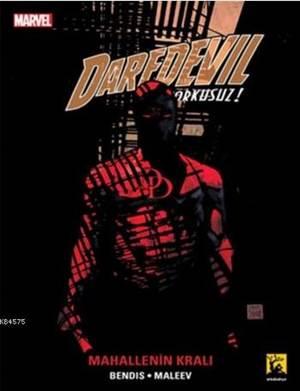 Daredevil Cilt 6 - Mahallenin Kralı