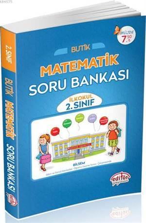 2. Sınıf Butik Matematik Soru Bankası