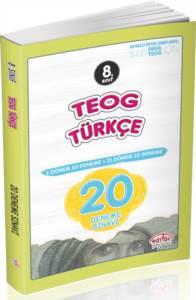 8. Sınıf Türkçe 20 Deneme Sınavı