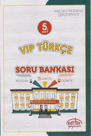 5. Sınıf VİP Türkçe Soru Bankası