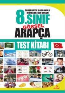 8.Sınıf Görsel Arapça Test Kitabı