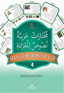 Arapça Seçme Okuma Parçaları 4