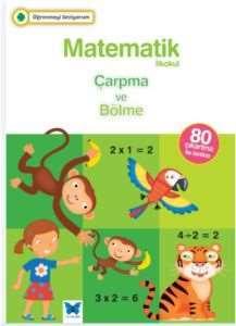 Matematik Çarpma ve Bölme Öğrenmeyi Seviyorum
