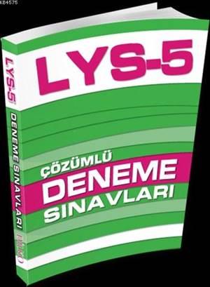 LYS-5 Çözümlü Deneme Sınavları