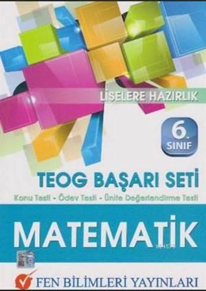 Fen 6. Sınıf Teog Matematik Başarı Seti