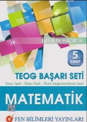 Fen 5. Sınıf Teog Matematik Başarı Seti