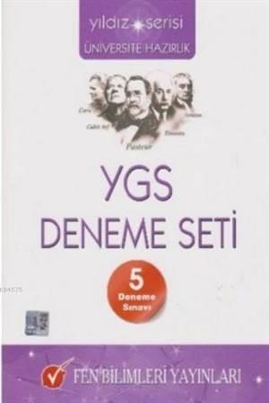 Ygs Deneme Seti 5 Deneme Sınavı; Yıldız Serisi