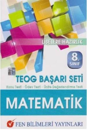 8. Sınıf TEOG Matematik Başarı Seti
