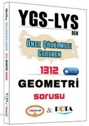 Yediiklim 2016 Ygs Lys'Den Önce Çözülmesi Gereken 1312 Geometri Sorusu