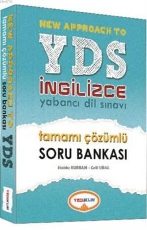 Yediiklim New Approach To YDS İngilizce Yabancı Dil Sınavı Tamamı Çözümlü Soru Bankası