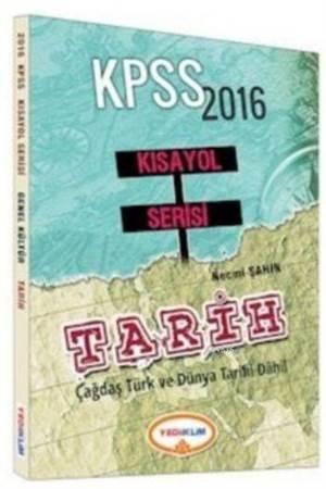 Kpss Kısayol Serisi Tarih 2016