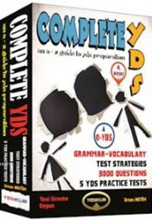 YDS Complete Grammar; Vocabulary