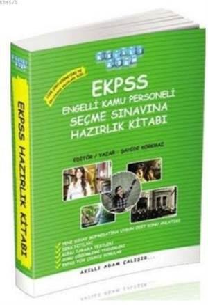 Ekpss Engelli Kamu Personeli Seçme Sınavına Hazırlık Kitabı