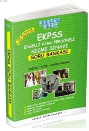 Ekpss Engelli Kamu Personeli Seçme Sınavı; Soru Bankası
