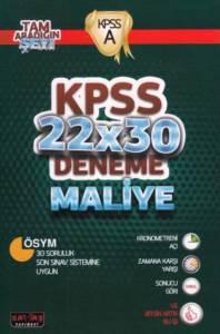 Kpss A 22X30 Deneme Maliye