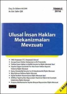 Ulusal İnasn Hakları Mekanizmaları Mevzuatı
