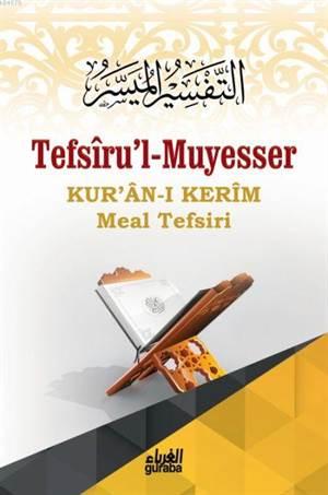 Tefsiru'l-Muyesser (2 Cilt); Kur'an-I Kerim Meal Tefsiri