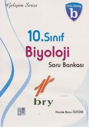 10. Sınıf Biyoloji Soru Bankası Orta Düzey (B)