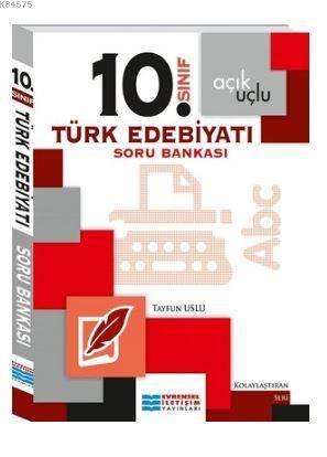 10.Sınıf Türk Edebiyatı Soru Bankası