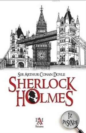 Sherlock Holmes İz Peşinde (Ciltli)