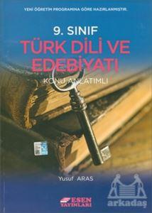 9.Sınıf Türk Dili Ve Edebiyatı Konu Anlatımlı-2016