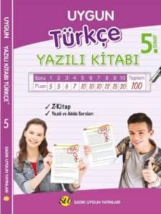 5.Sınıf Türkçe Yazılı Kitabı