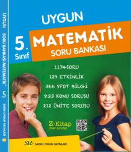 5.Sınıf Matematik Sb