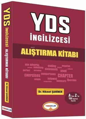 YDS İngilizcesi Alıştırma Kitabı