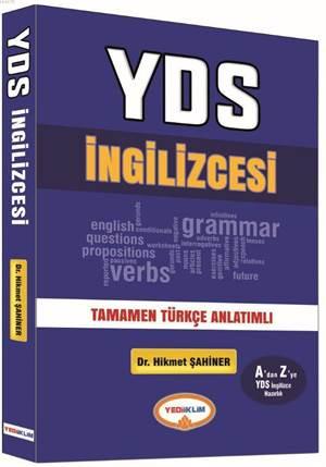 2016 YDS İngilizcesi Tamamen Türkçe Anlatımlı