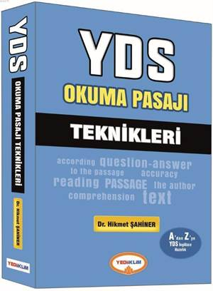 2016 YDS Okuma Pasajı Teknikleri