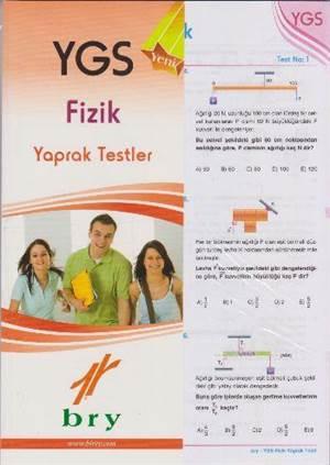 YGS Fizik Yaprak Testler