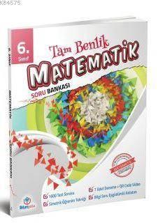 6. Sınıf Tam Benlik Matematik Soru Bankası