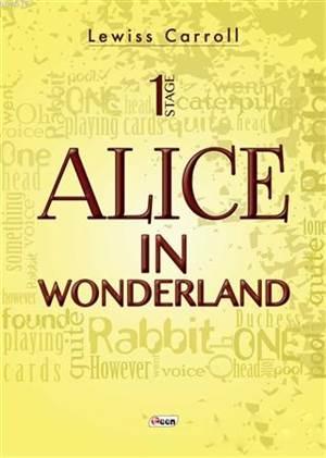 Alice İn Wonderland - 1 Stage