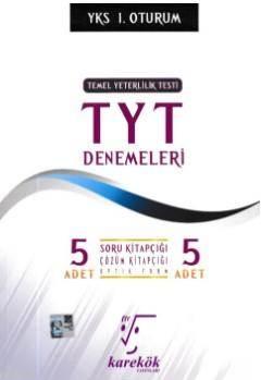 TYT 5 Denemeleri