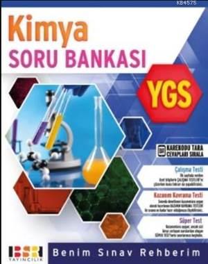 BSR YGS Kimya Soru Bankası; Karekodu Tara Cevapları Sırala