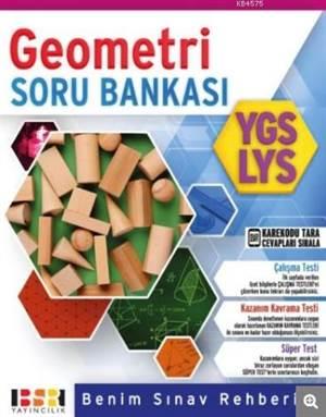 Geometri Soru Bankası YGS-LYS; Karekodu Tara Cevapları Sırala