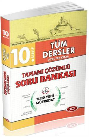 10. Sınıf Tüm Dersler Tamamı Çözümlü Soru Bankası