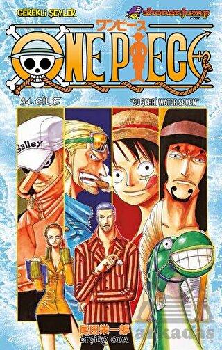 One Piece 34.Cilt