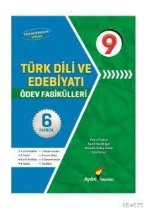 9. Sınıf Türk Dili Ve Edebiyatı Ödev Fasikülleri