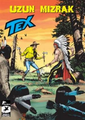 Tex Seri 32; Uzun  ...