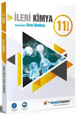 11.Sınıf İleri Kimya Konu Özetli Soru Bankası